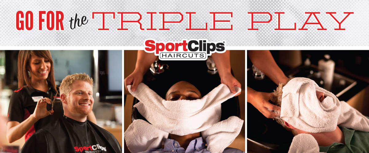 The Sport Clips Haircuts of Newark - Christiana  Triple Play